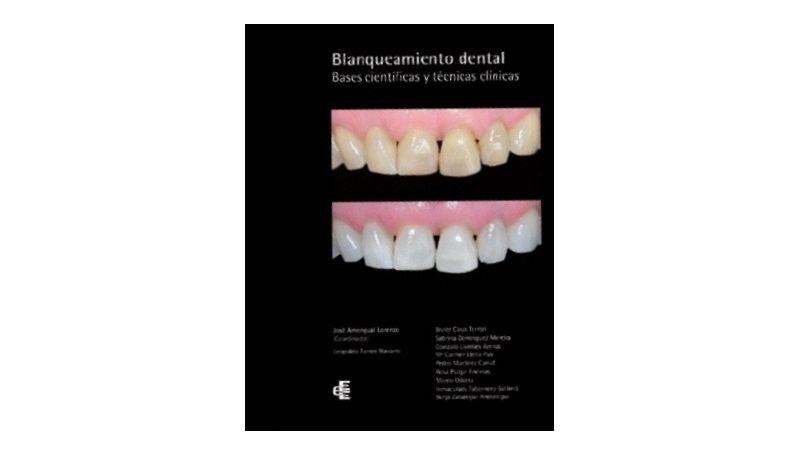 libro blanqueamiento dental