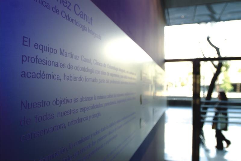 Instalación Clínica Martínez Canut historia